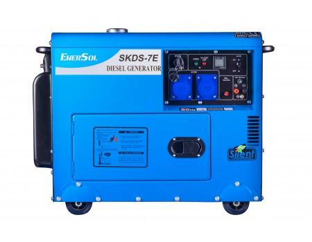 Дизельный генератор EnerSol SKDS-7EB