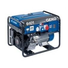 Бензиновый генератор GEKO 6401 ED-AA/HEBA