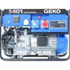 Бензиновый генератор GEKO 5401E-A/HEBA