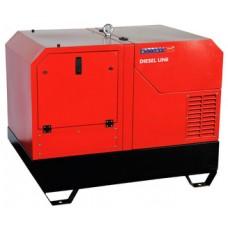 Генераторы Endress ESE 1208 HS-GT ES Diesel